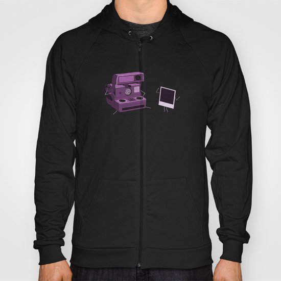 Shake It Like A Polaroid Picture Hoody