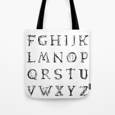 ABC - Lamenta Tote Bag
