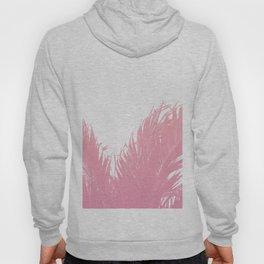 Pastel tropical fringe Hoody