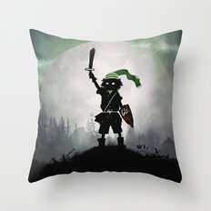 Link Kid Throw Pillow