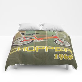 Chopper Bicycle Comforters