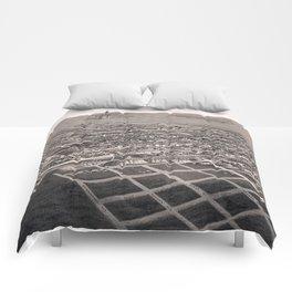 Bismarck - North Dakota - 1883 Comforters