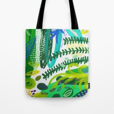 Between the branches. IV Tote Bag