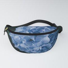 Beautiful Blue Hydrangea Fanny Pack