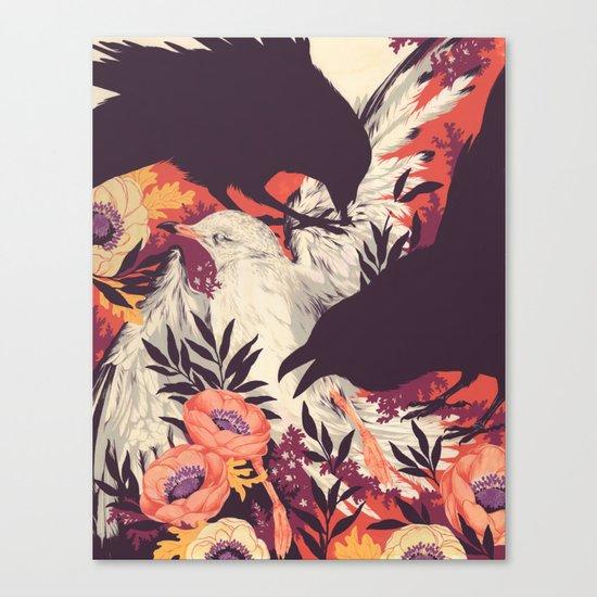 Harbors & G ambits Canvas Print