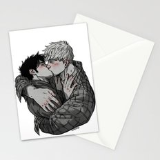 William and Theodore 14 Stationery Cards