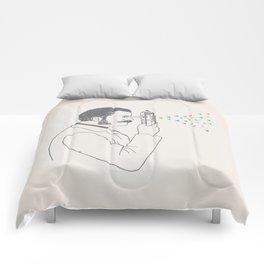 Hints & Glimpses Comforters