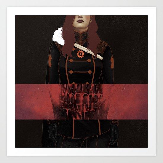 Reaper II.  Art Print