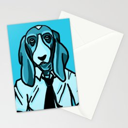 Dawg Stationery Cards