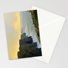 Cliffs of Moher Morning Stationery Cards