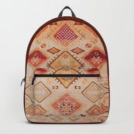 Traditional Oriental Desert Bohemian Moroccan Style  Backpack