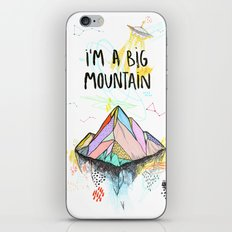 Big Mountain iPhone & iPod Skin