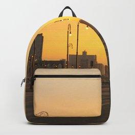 Sunset in La Habana Backpack