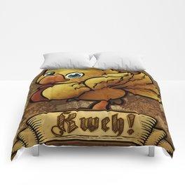 Chocobo Kwe ! Comforters