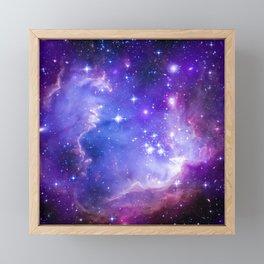Cosmos 3 Framed Mini Art Print