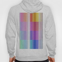 color bar Hoody