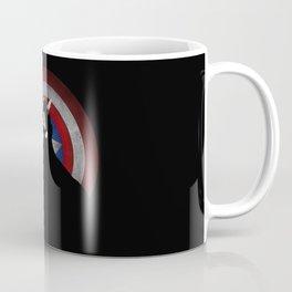 SuperHeroes Shadows : Captain America Coffee Mug