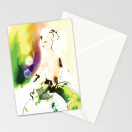 Fashion Fantasy Stationery Cards