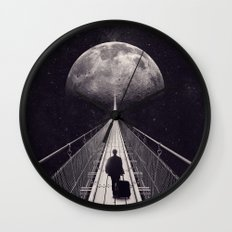 Space Trip Wall Clock