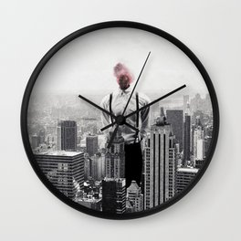Life in the city ... Wall Clock