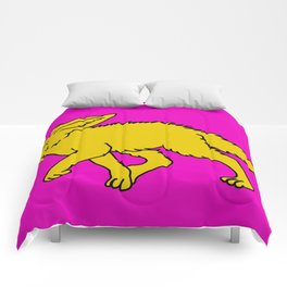 The Sly Fennec Fox Comforters