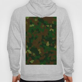 Freckled Camo. Hoody
