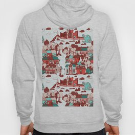 Cashel of The Kings Strong Color Option Hoody