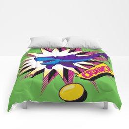 Crunch! Comforters