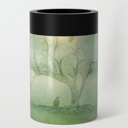 Greenery Sunrise Can Cooler