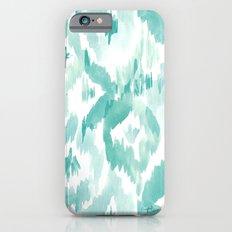 Fiji Aqua Diamonds Slim Case iPhone 6s