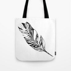Feather - Lucidity Tote Bag