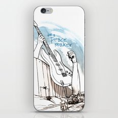 Peace Maker iPhone & iPod Skin