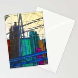 City Echoes Stationery Cards