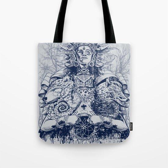 Spirit Dreams Tote Bag