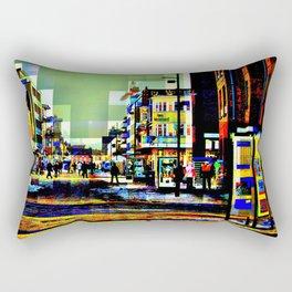 Holiday time Rectangular Pillow