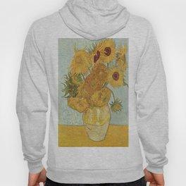 Vincent van Gogh's Sunflowers Hoody