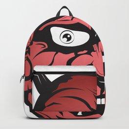 Red Hannya Backpack