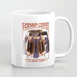 Worship Coffee Coffee Mug