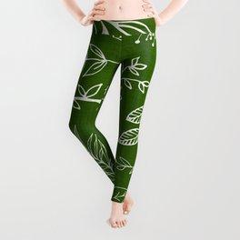 Emerald Forest Leggings