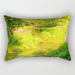Lover's Overlook Rectangular Pillow
