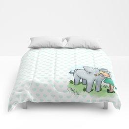 Donkey Friend Comforters