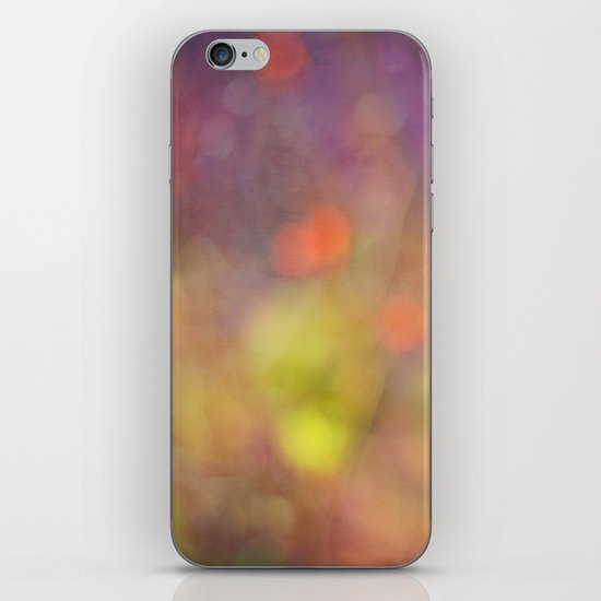 Bokeh Fantasy iPhone & iPod Skin
