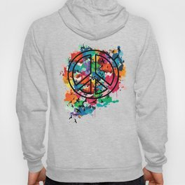 Peace & Freedom Hoody