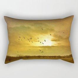 Comeback Rectangular Pillow