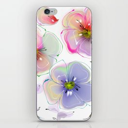summer life iPhone Skin