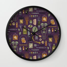 Odditites Wall Clock