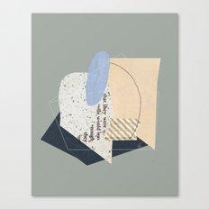 Hurdles Canvas Print