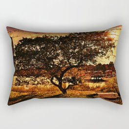 By the Sea, Mr Todd Rectangular Pillow