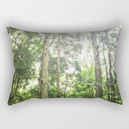 Treetops II Rectangular Pillow