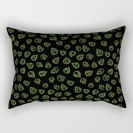 Hopcone Pattern Rectangular Pillow